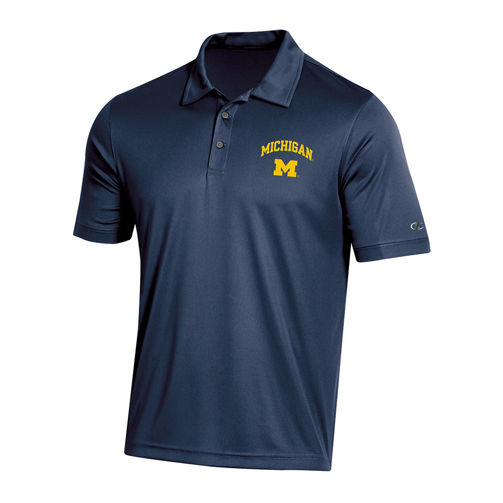 UM Athletic Polo