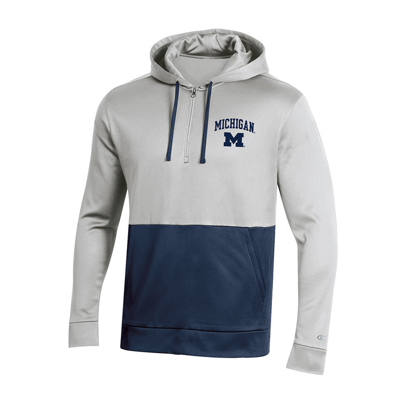 Field Day UM Heavy Fleece 1/4 Zip Hoodie