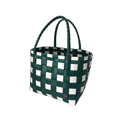 MSU Woven Reusable Shopping Tote Bag