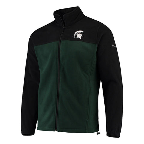Full-Zip Flanker MSU Jacket