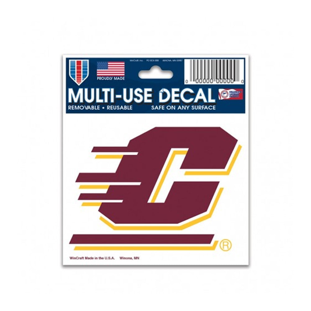 CMU Flying C Decal