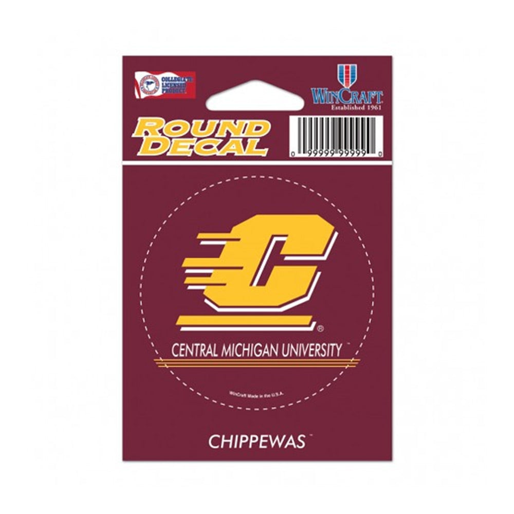 CMU Vinyl Flying C Decal