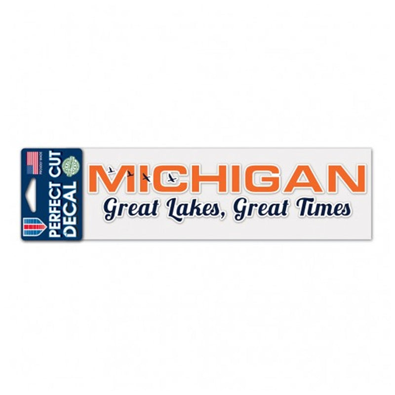 GR8ST8 Great Lakes Great Times Decal