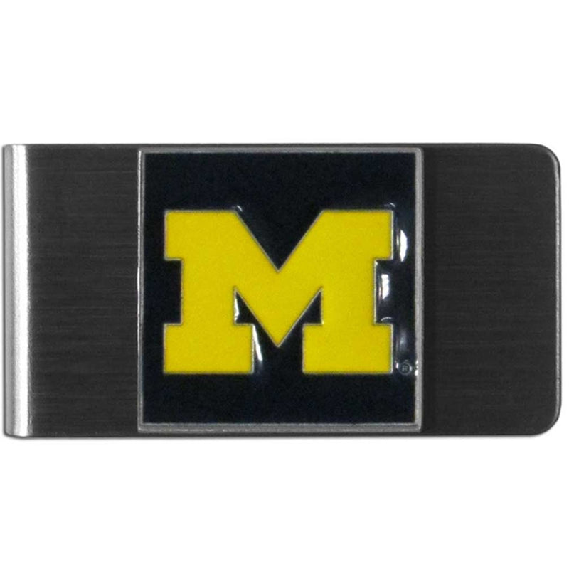 UM Block 'M' Money Clip