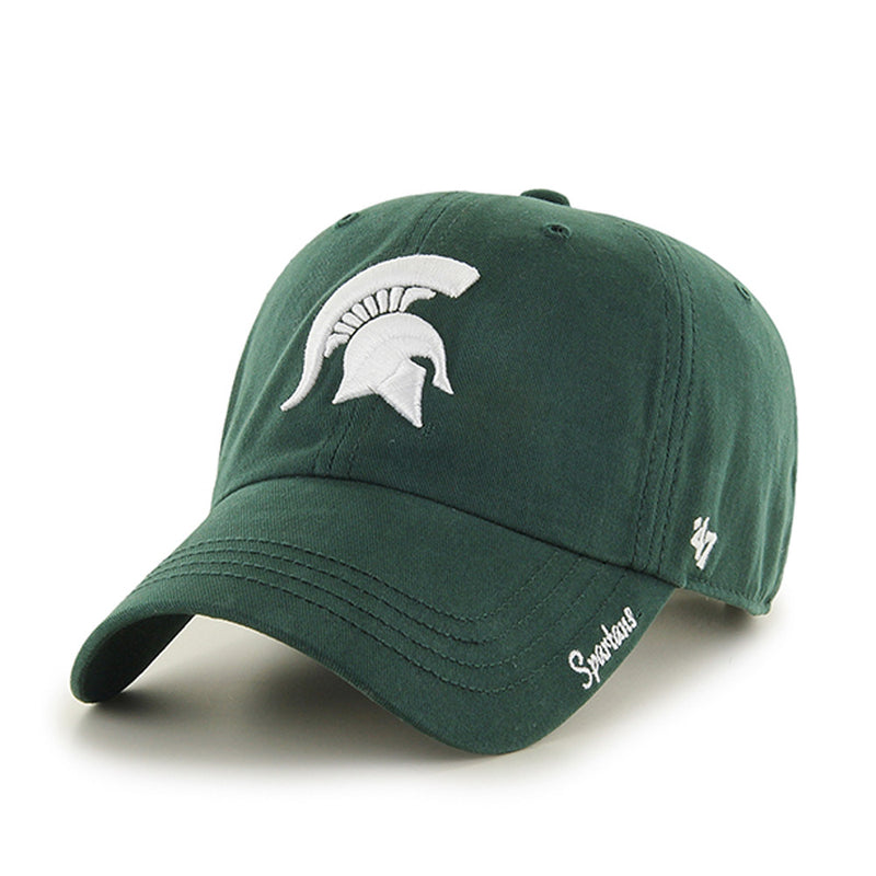 Ladies Script Spartans MSU Flex Fit Hat