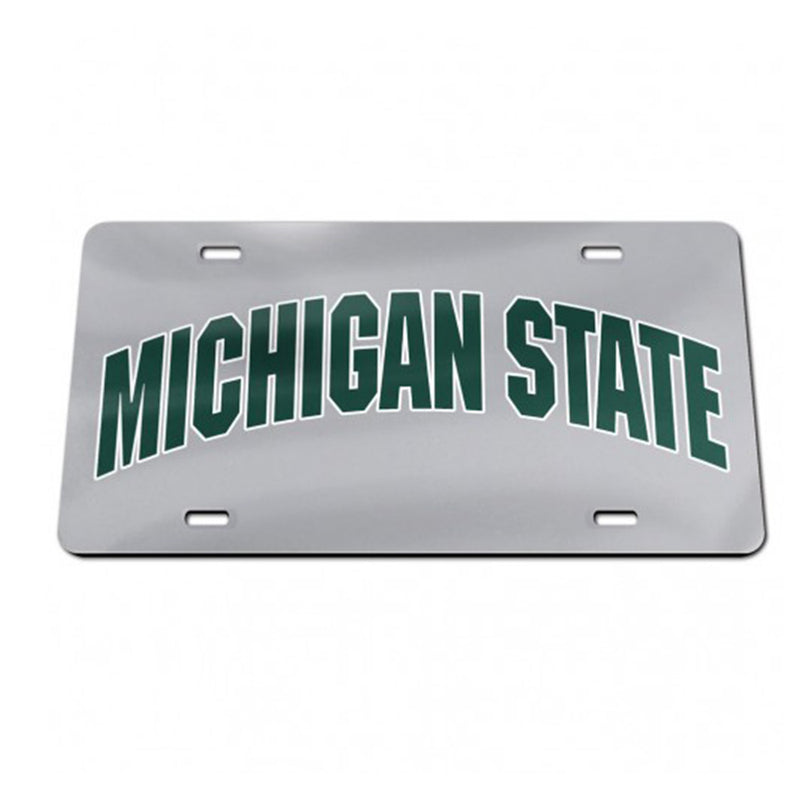 MSU Arch Michigan State License Plate