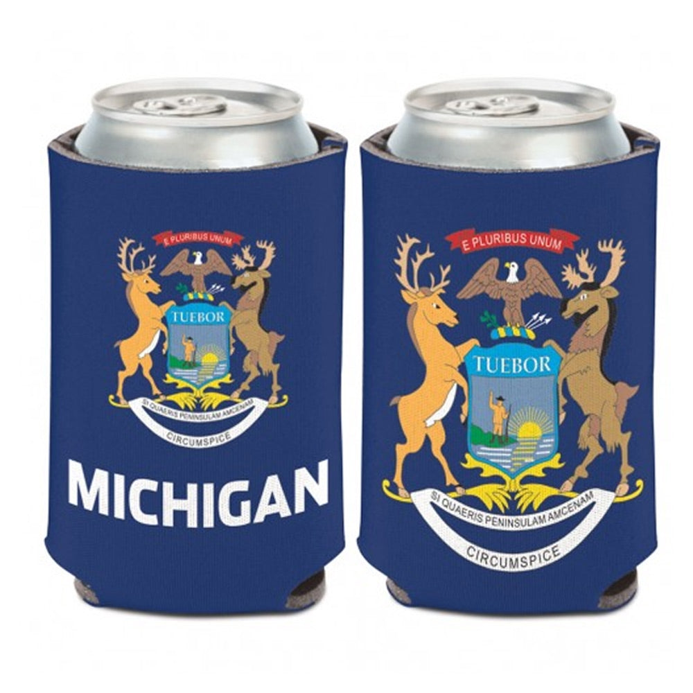 GR8ST8 Michigan Can Cooler