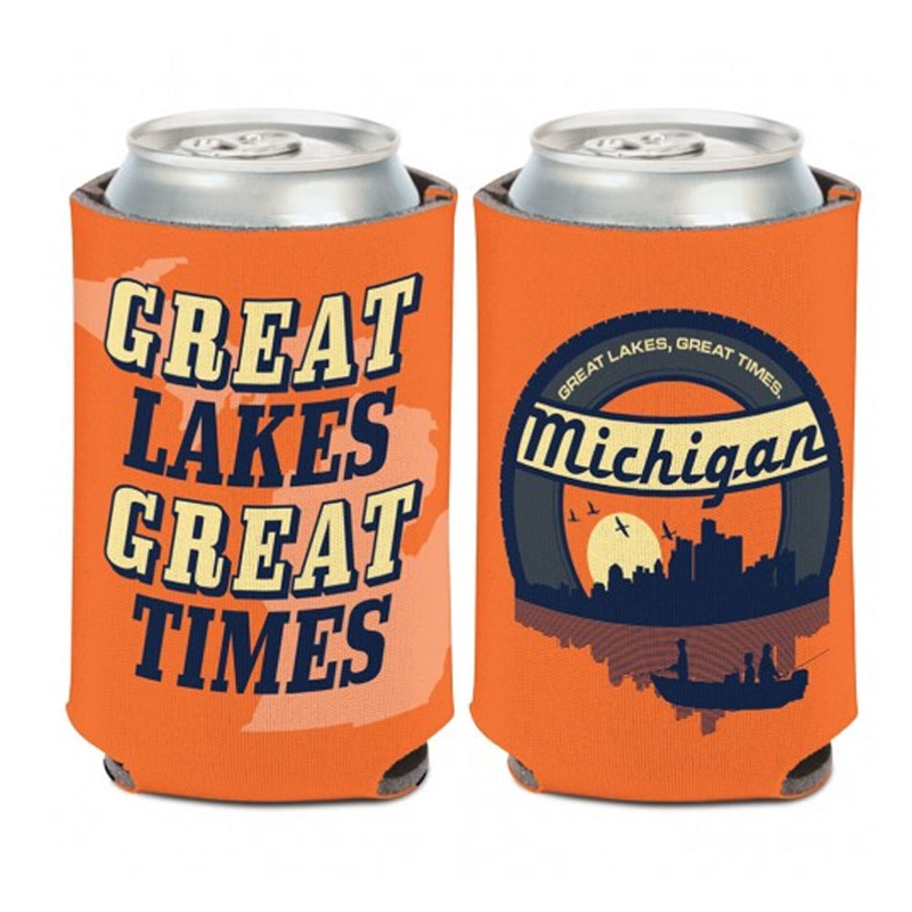 GR8ST8 Great Lakes Great Time Can Cooler