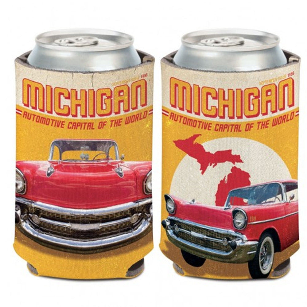 GR8ST8 Classic Car Can Cooler