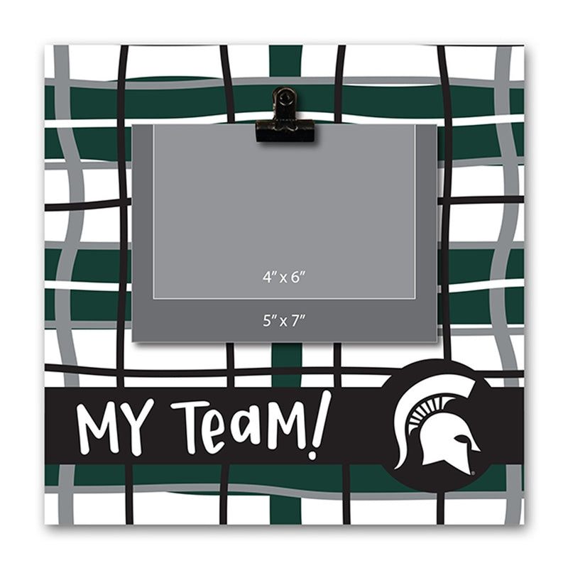 MSU Wooden Picture Frame