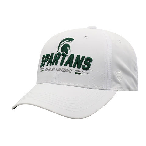 MSU Spartans Centralize Adjustable Hat