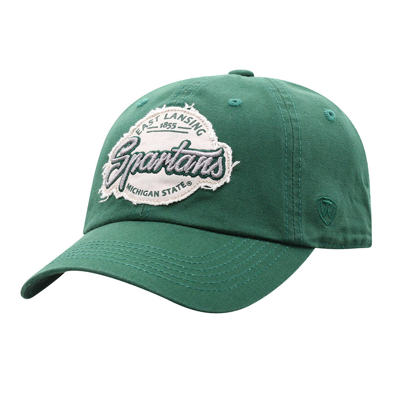 "MSU ""Spartans"" Scene Adjustable Hat"