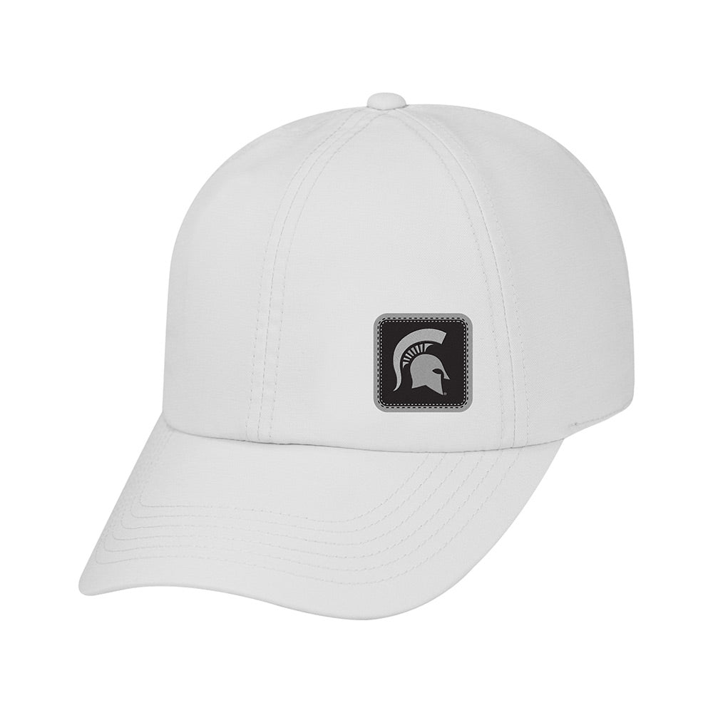 Ladies Small  Spartan Head MSU Adjustable Hat