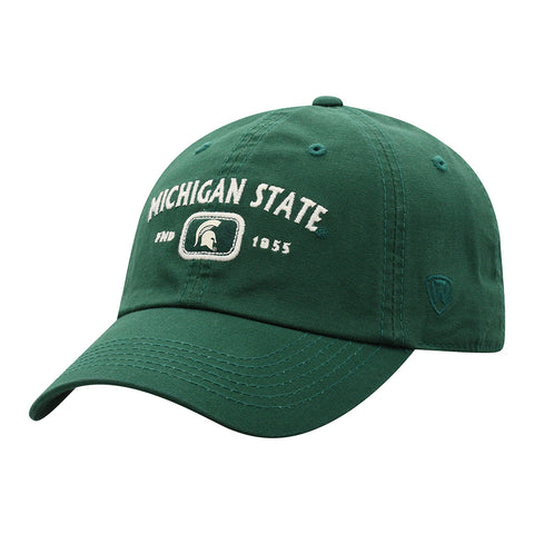 "MSU ""Michigan State"" Adjustable Hat"