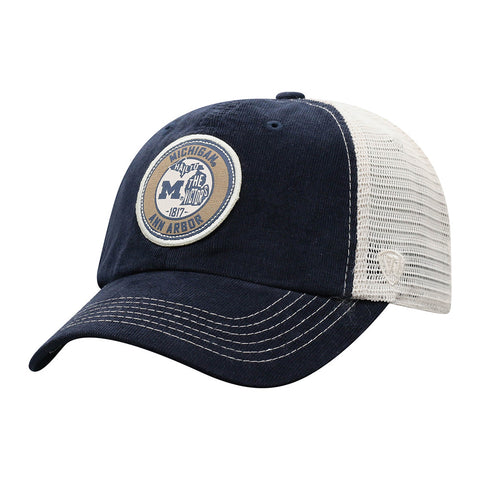 Michigan/ Ann Arbor UM adjustable Hat