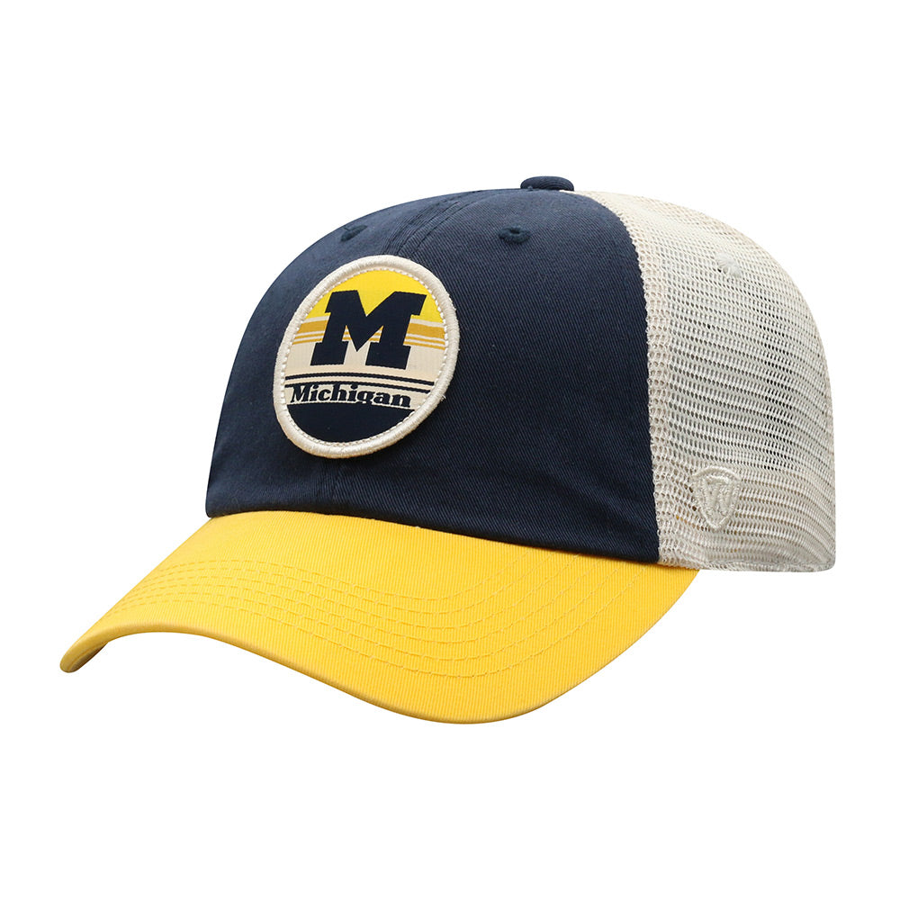 UM Patch Block 'M' Mesh Adjustable Hat
