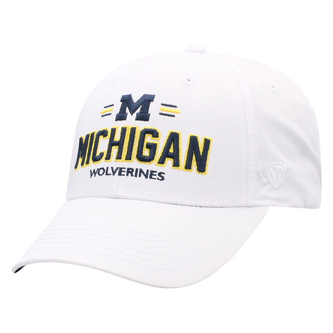 Michigan Wolverines UM Adjustable Hat