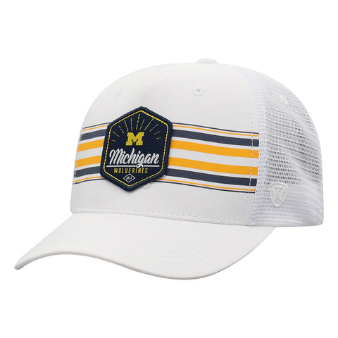 UM Script Stripes Adjustable hat