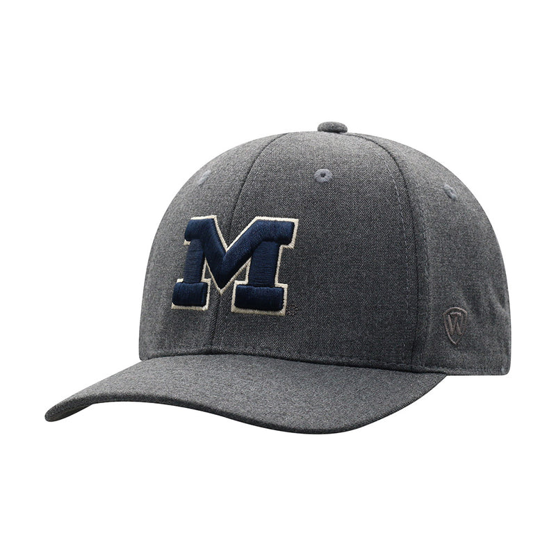 UM Block 'M' Flex Fit Hat
