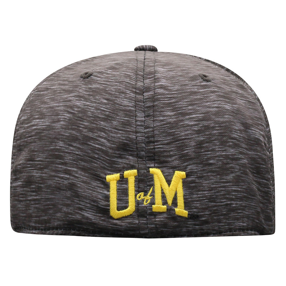 UM Outline Block 'M' Hat