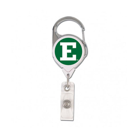 Retractable EMU Badge Holder