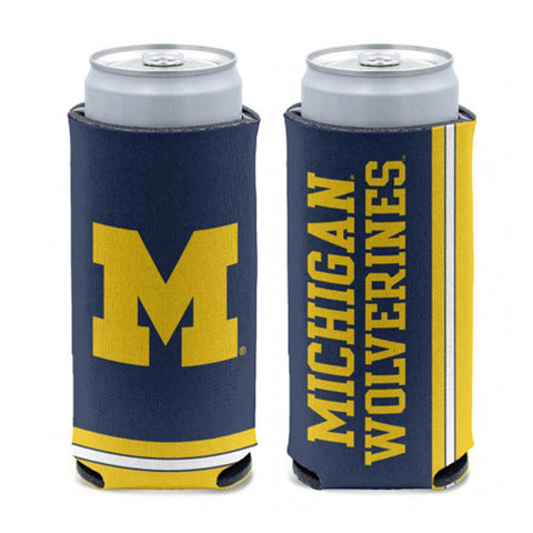 UM Slim Can Coozie
