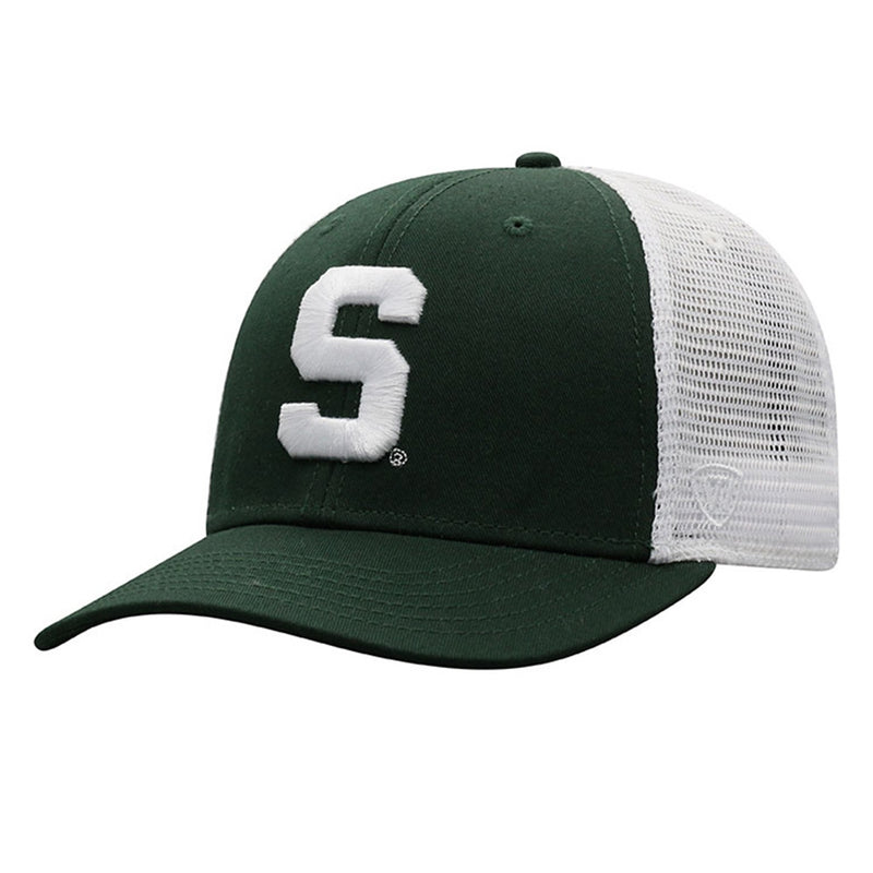 MSU Block 'S' Mesh Adjustable Hat