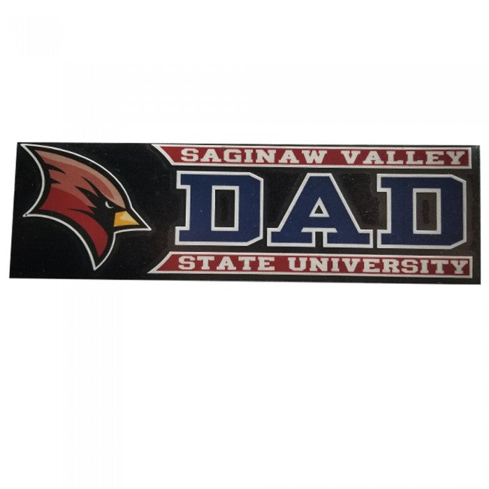 Dad SVSU Window Decal