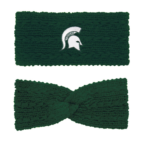 MSU Ladies Twist Earband
