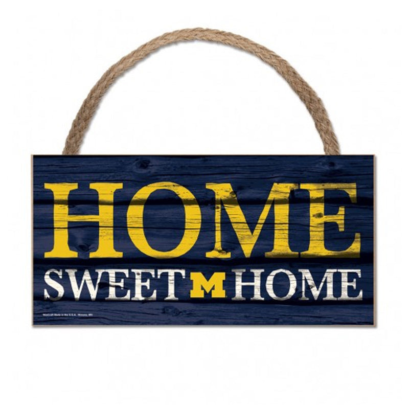 Home Sweet Home UM Sign
