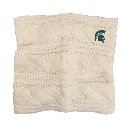MSU Ladies Neck Cowl Scarf