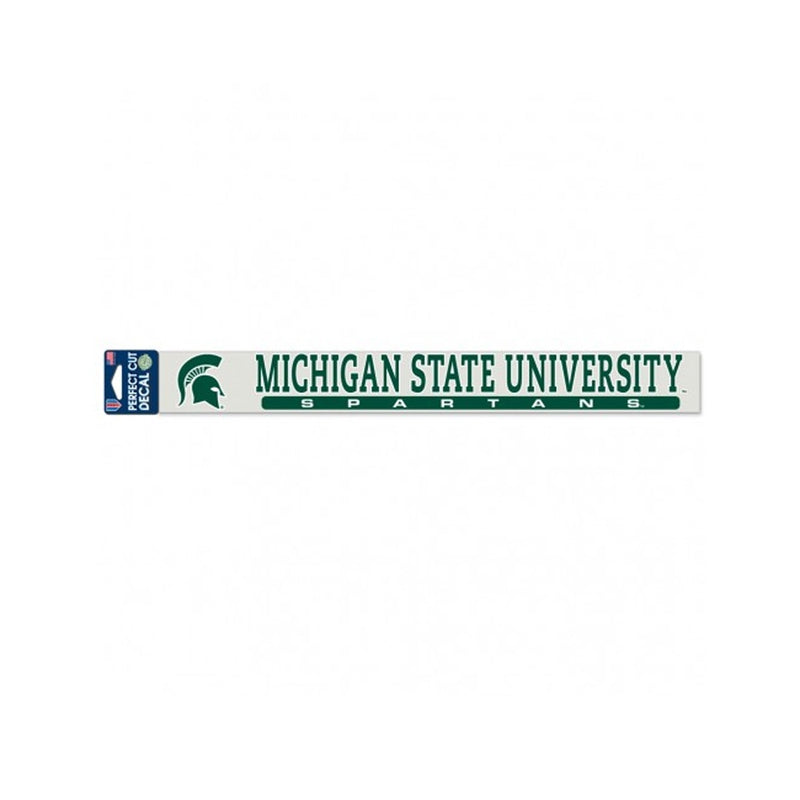 MSU Strip Decal
