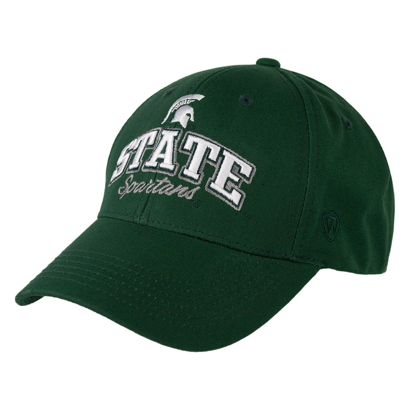 MSU Advisor Adjustable Hat
