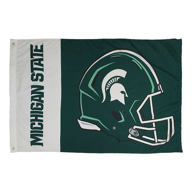 3' x 5' Football Helmet Flag