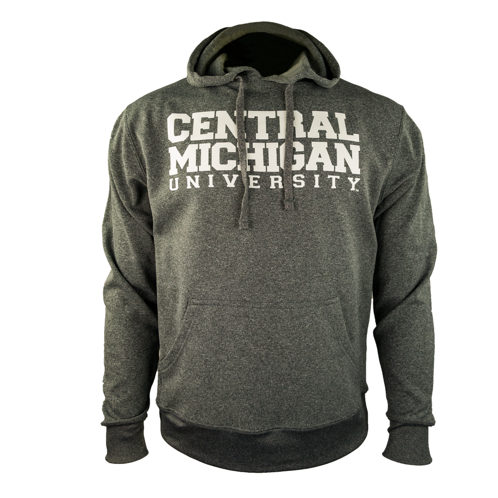 Performance Block New Logo CMU BN Hoodie