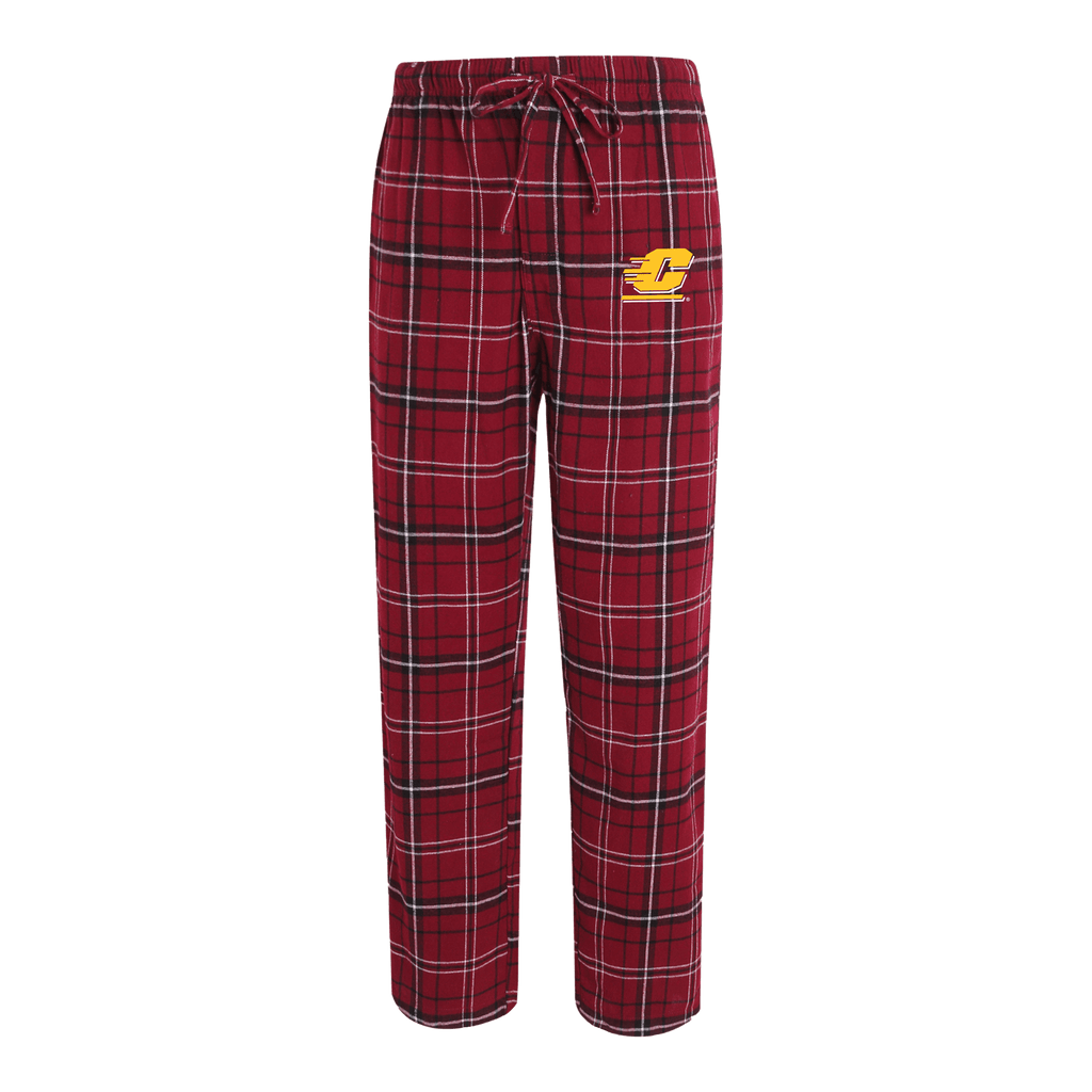 CMU Flannel Pants