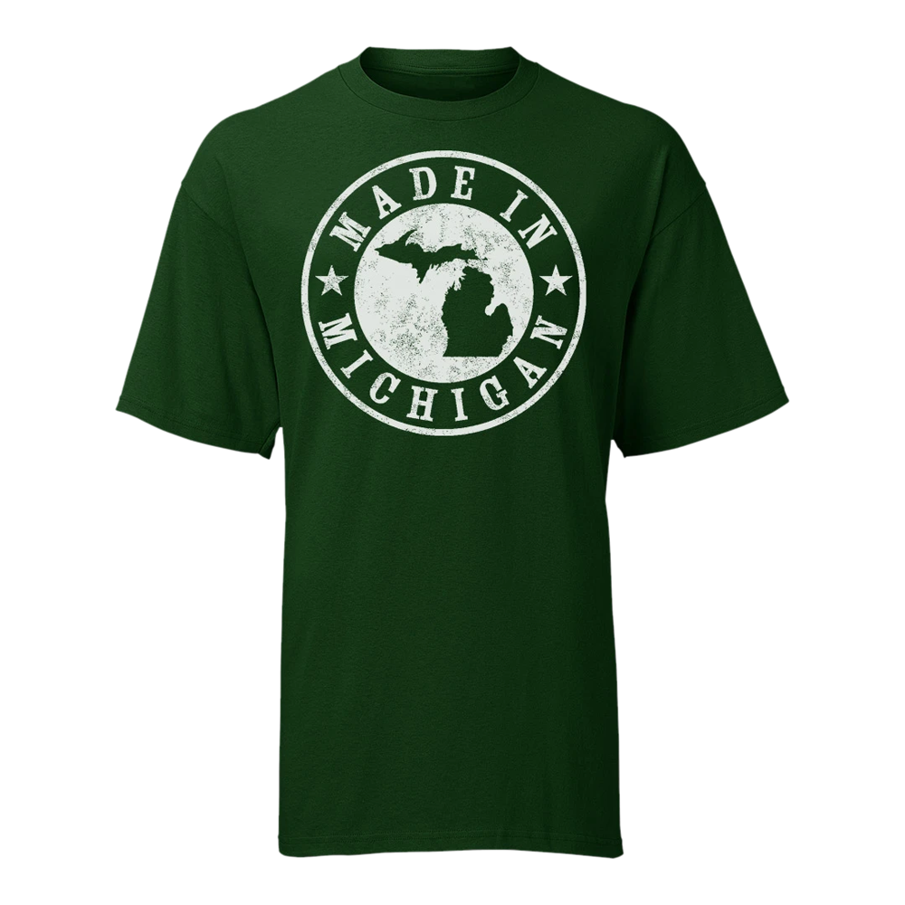 Made In Michigan GR8ST8 MIMC T-Shirt