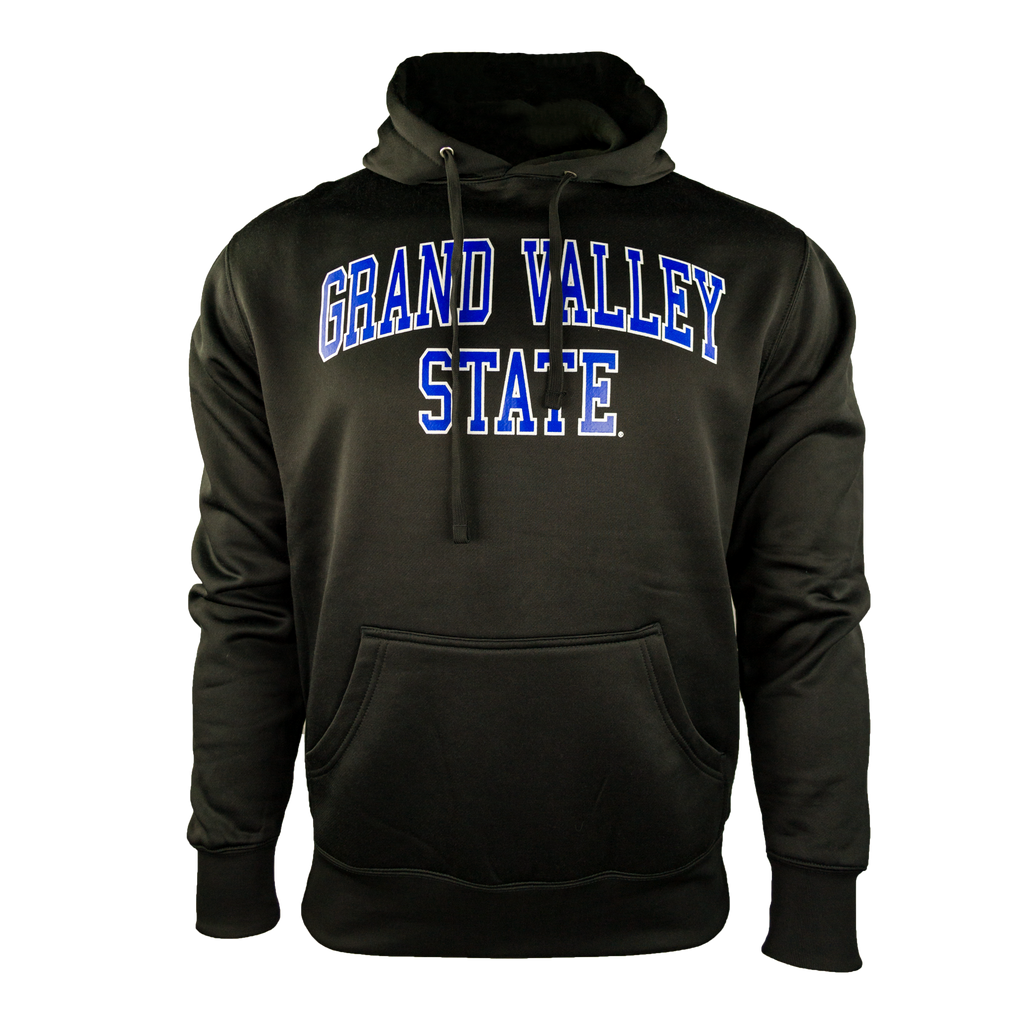 Performance Arched 2 Color GVSU A2T Hoodie