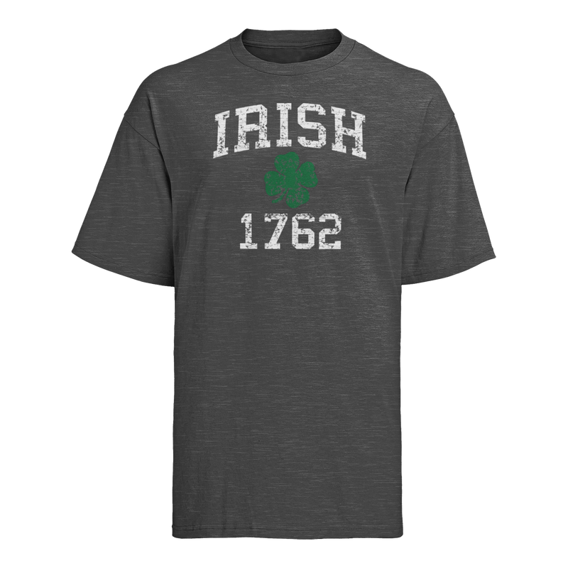 Weathered Irish 1762  Shamrock