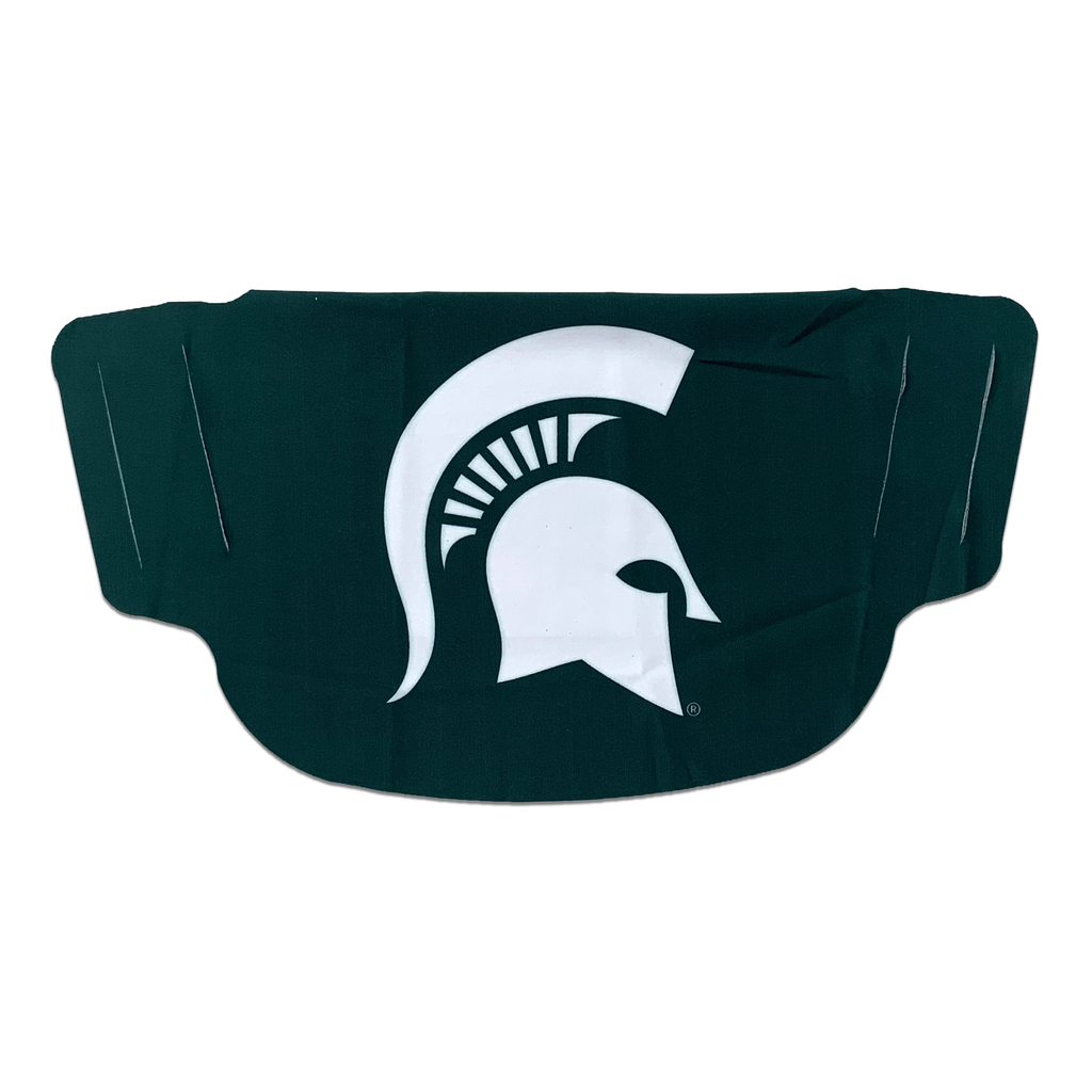 Face Mask Spartan Head Logo