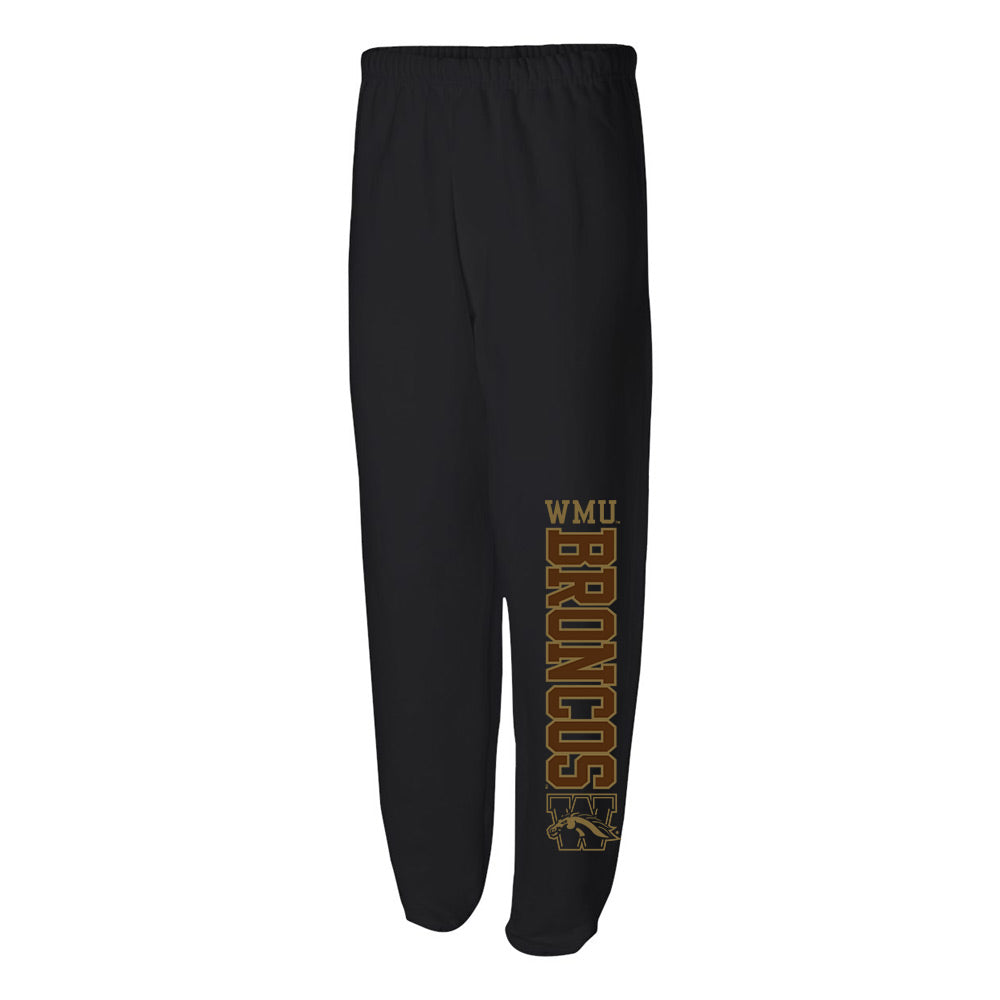 Dream Fleece WMU B2LP Elastic Bottom Sweatpants