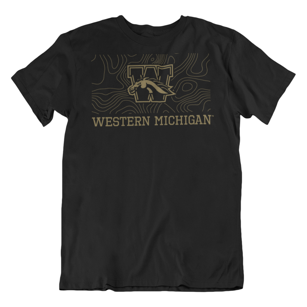 Topography WMU TOP T-Shirt