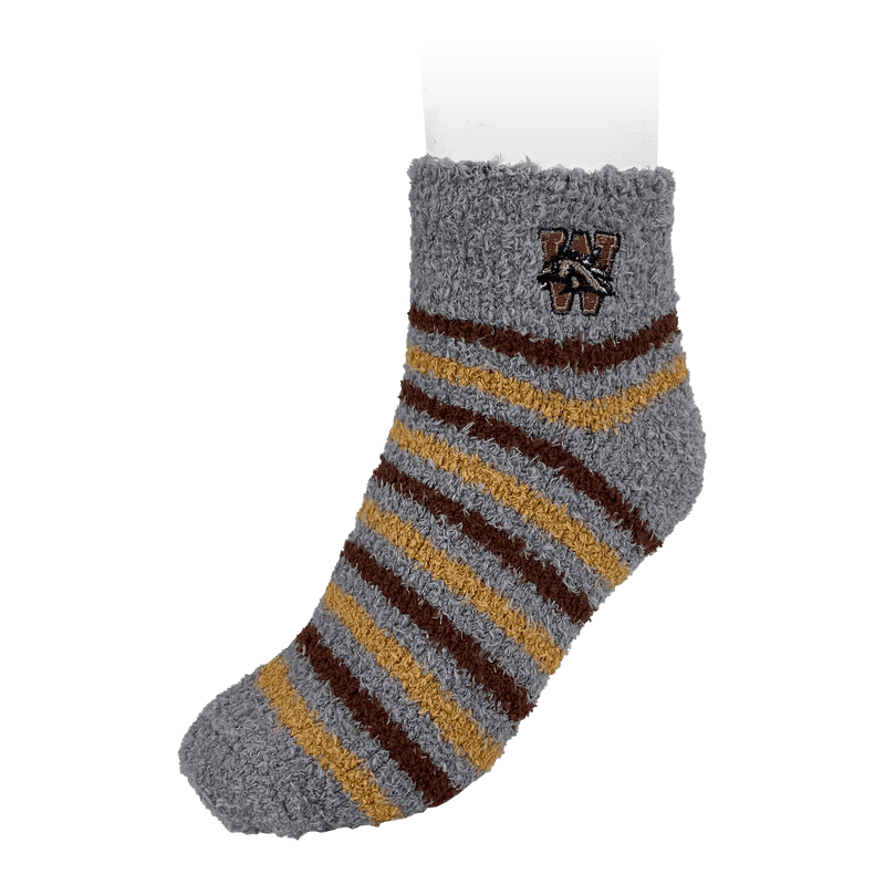 WMU Sleepsoft ankle sock