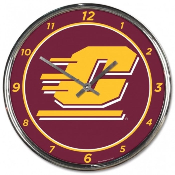 CMU Chrome Clock