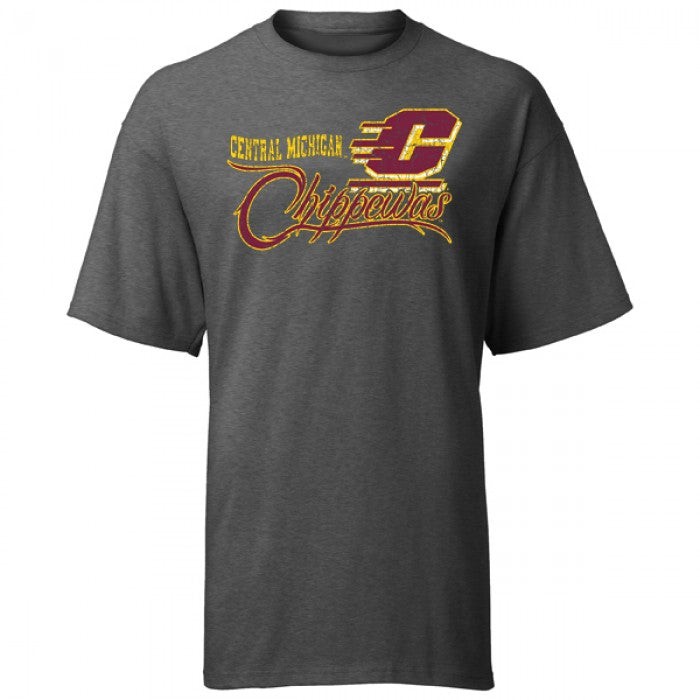 Sharp Script CMU LSTW T-Shirt