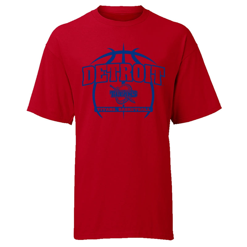 Basketball Logo UDM JSBO T-Shirt