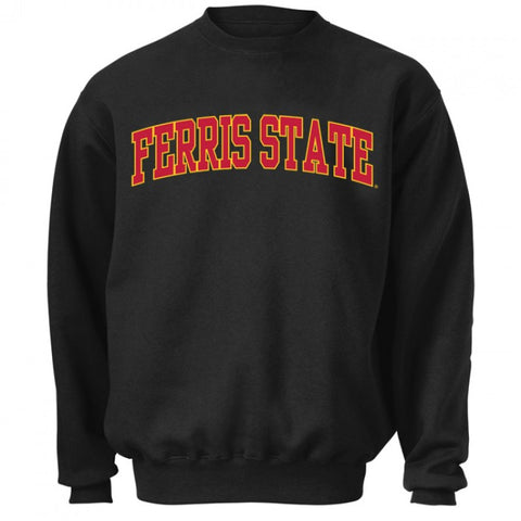 Arched 2 Color Ferris State A2T Crew