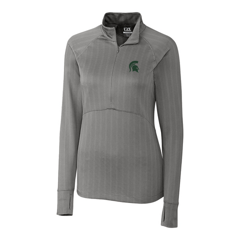 Ladies Jacquard MSU Jacket