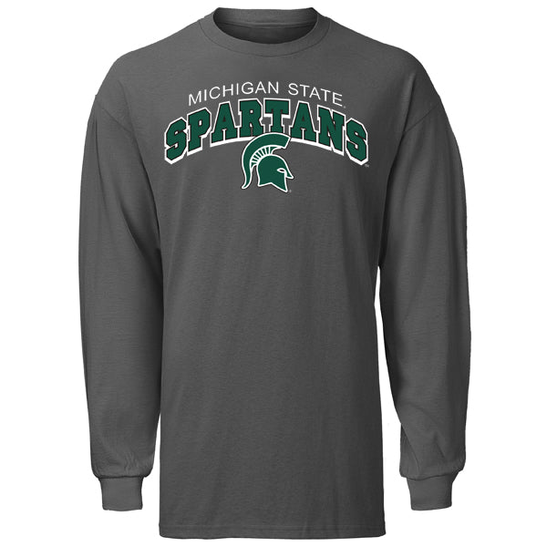 Dropped Arch MSU AL Long Sleeve T-Shirt