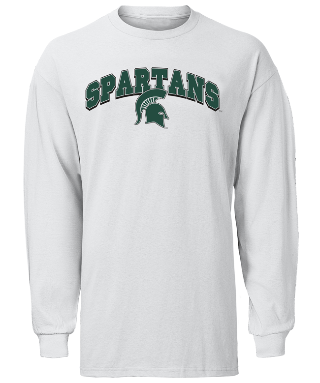Dropped Arch MSU AL Youth Long Sleeve T-Shirt